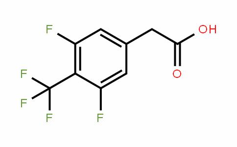 3,5-Difluoro-4-(trifluoromethyl)phenylacetic acid