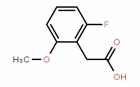 2-Fluoro-6-methoxyphenylacetic acid