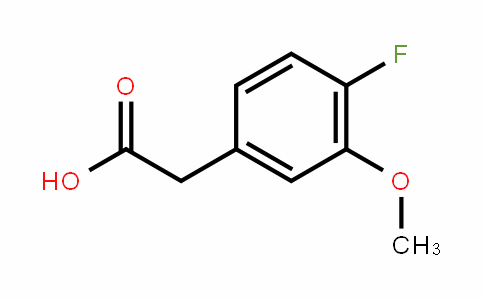 4-Fluoro-3-methoxyphenylacetic acid