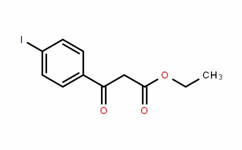 乙基 (4-碘苯甲酰)乙酸