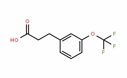 3-(Trifluoromethoxy)hydrocinnamic acid
