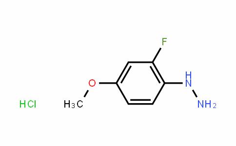 2-Fluoro-4-(methoxy)phenylhydrazine HCl