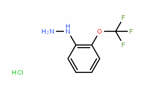 2-(Trifluoromethoxy)phenylhydrazine HCl