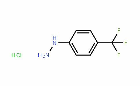 4-(Trifluoromethyl)phenylhydrazine HCl