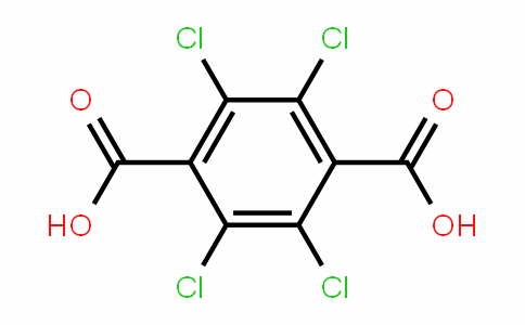 2,3,5,6-Tetrachloroterephthalic acid