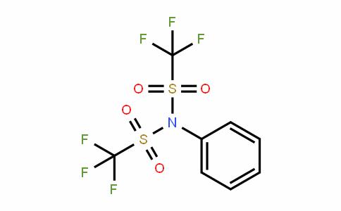 N,N-Bis(trifluoromethylsulfonyl)aniline