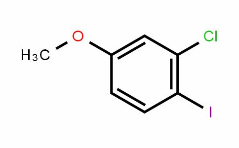 2-chloro-1-iodo-4-methoxybenzene