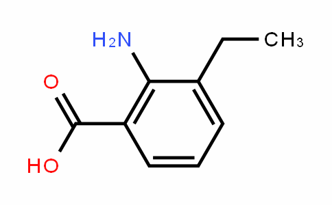 2-amino-3-ethylbenzoic acid