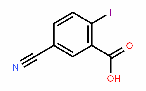 5-cyano-2-iodobenzoic acid