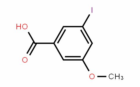 3-iodo-5-methoxybenzoic acid