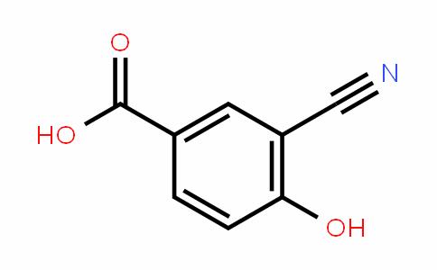3-cyano-4-hydroxybenzoic acid