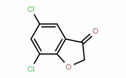 5,7-dichlorobenzofuran-3(2H)-one