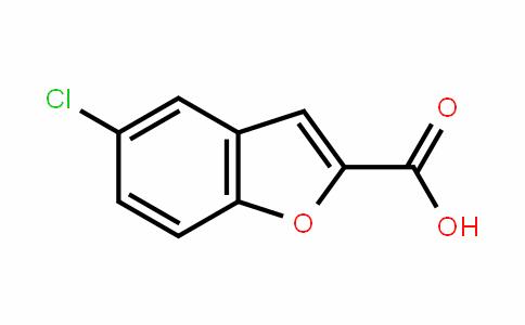 5-chlorobenzofuran-2-carboxylic acid