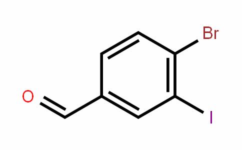 4-bromo-3-iodobenzaldehyde