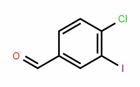 4-chloro-3-iodobenzaldehyde