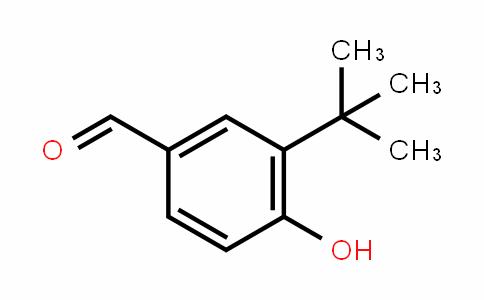 3-tert-butyl-4-hydroxybenzaldehyde