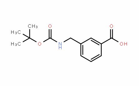 N-Boc-3-Aminomethyl-benzoic acid