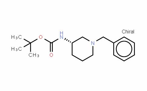 (S)-1-Benzyl-3-N-Boc-aminopiperidine