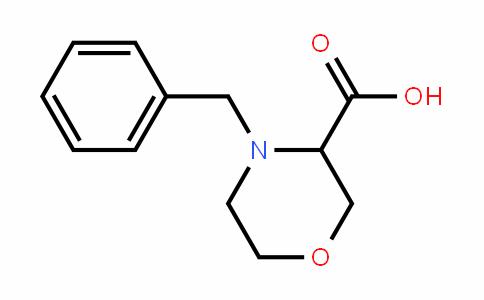 4-benzylmorpholine-3-carboxylic acid