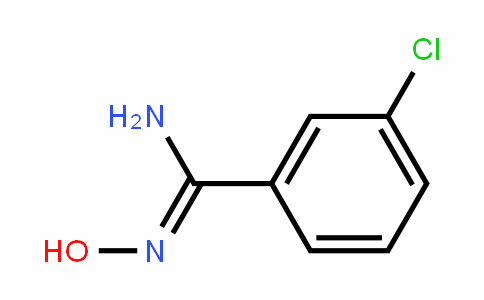 3-Chlorobenzamide oxime