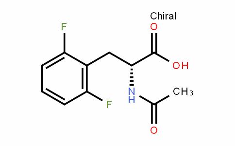 N-Acetyl-3-(2,6-difluoro-phenyl)-D-alanine
