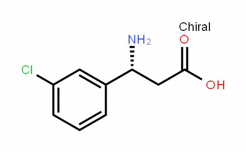 (R)-3-(3-chlorophenyl)-beta-alanine