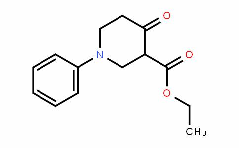 ethyl 4-oxo-1-phenylpiperidine-3-carboxylate