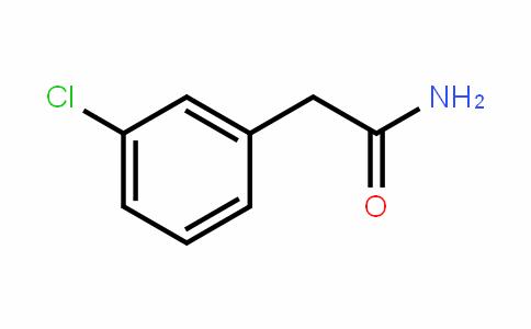 2-(3-Chlorophenyl)acetamide