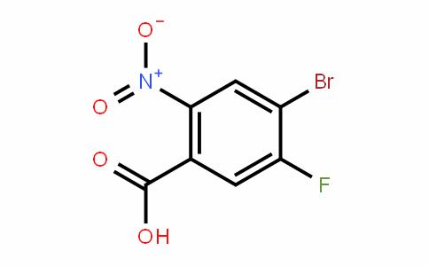 2-Nitro-4-Bromo-5-fluorobenzoic acid