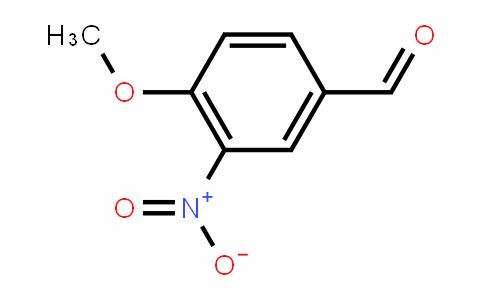 3-硝基对甲氧基苯甲醛