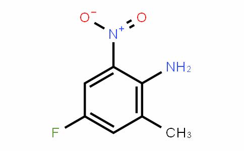 4-Fluoro-2-methyl-6-nitroaniline