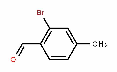 2-Bromo-4-methylbenzaldehyde