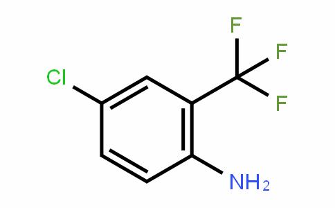 4-Chloro-2-(trifluoromethyl)aniline
