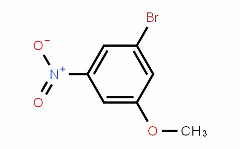 1-Bromo-3-methoxy-5-nitrobenzene