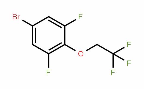 5-Bromo-1,3-Difluoro-2-(2,2,2-Trifluoroethoxy)Benzene