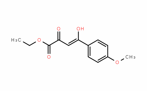 ethyl 4-hydroxy-4-(4-methoxyphenyl)-2-oxobut-3-enoate