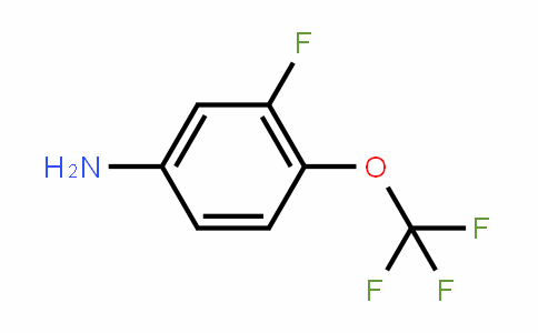 3-Fluoro-4-(trifluoromethoxy)aniline