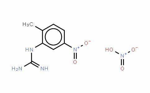 (2-甲基-5-硝基苯基)胍硝酸盐