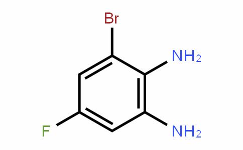 3-Bromo-1,2-diamino-5-fluorobenzene