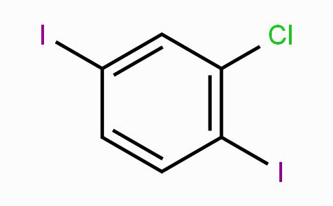 2-Chloro-1,4-diiodobenzene
