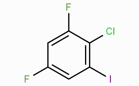 2-Chloro-3,5-difluoro-1-iodobenzene