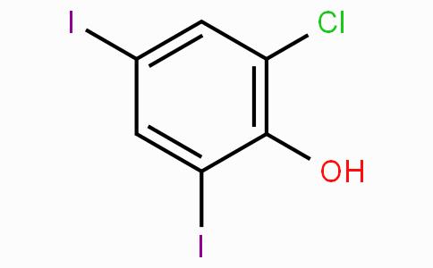 2-Chloro-4,6-diiodophenol