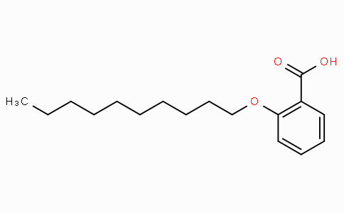 2-n-Decyloxybenzoic acid