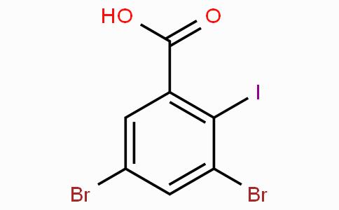 3,5-Dibromo-2-iodobenzoic acid