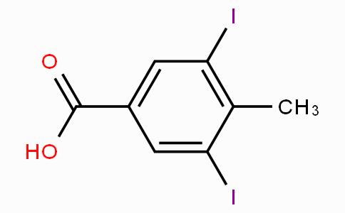 3,5-Diiodo-4-methylbenzoic acid