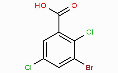 3-Bromo-2,5-dichlorobenzoic acid