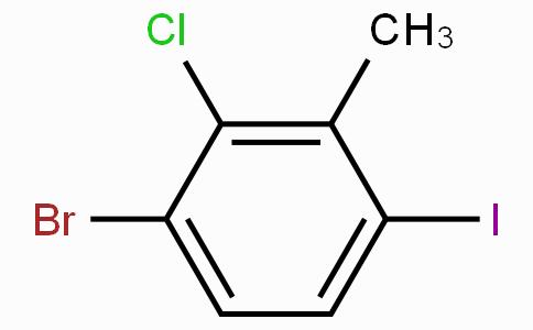 3-Bromo-2-chloro-6-iodotoluene