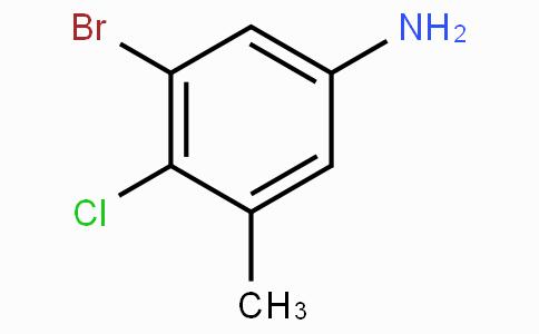 3-Bromo-4-chloro-5-methylaniline
