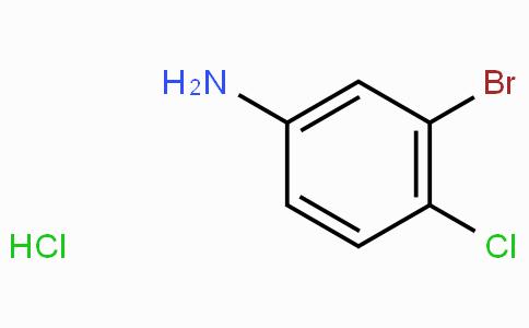 3-Bromo-4-chloroaniline hydrochloride