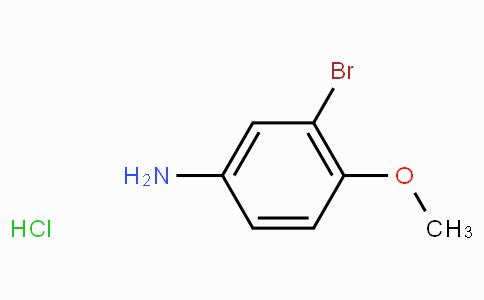3-Bromo-4-methoxyaniline hydrochloride